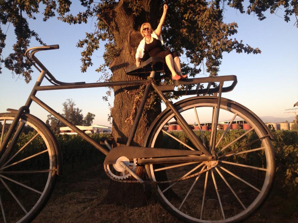 Leslie big bike