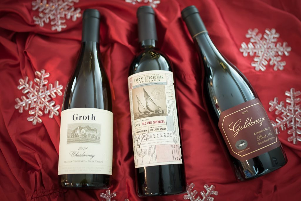 california wines holiday gift guide