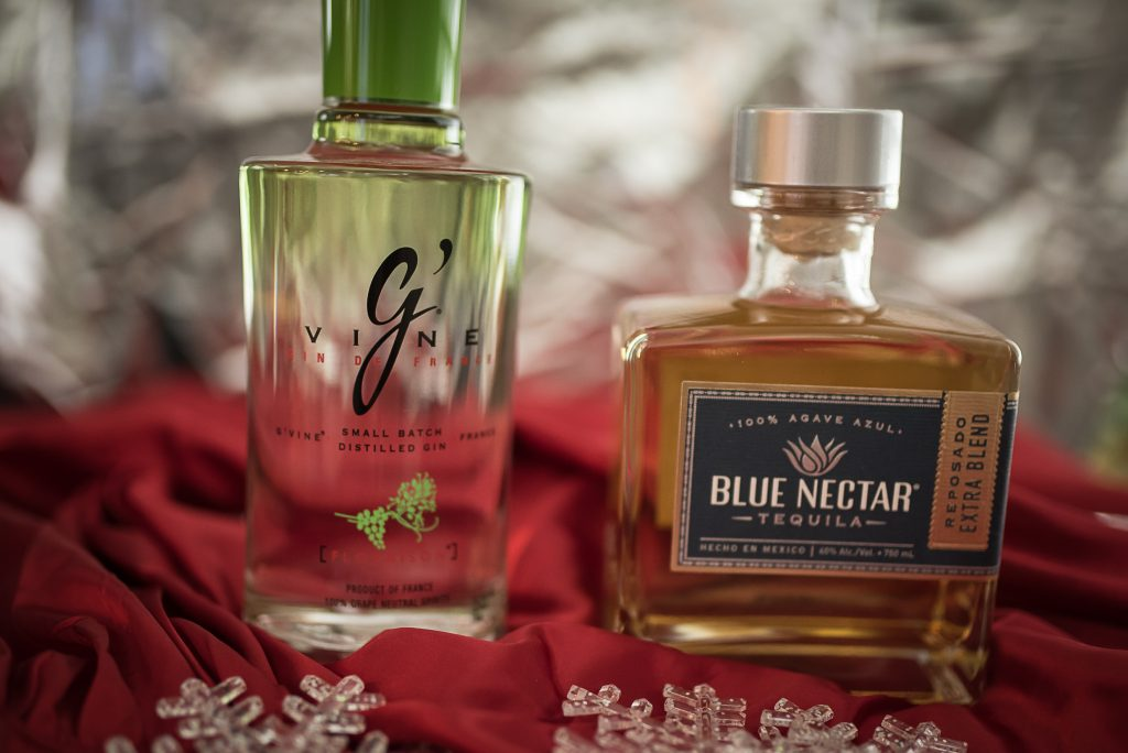 Holiday gift guide Tequila Gin