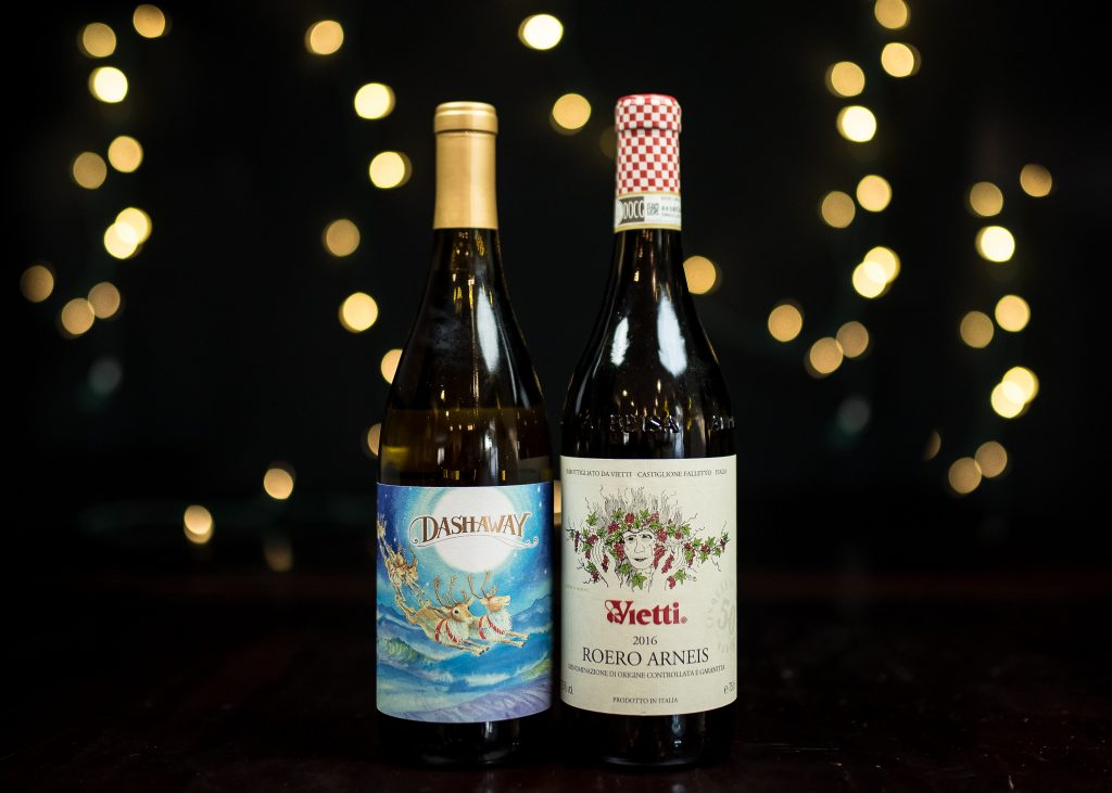 white wines holiday gift guide